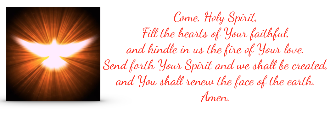 Come Holy Spirit – St  Paul Catholic Church